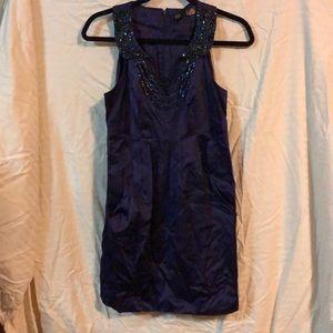 Forever 21 Dresses - Forever 21 Beaded Neck Dress